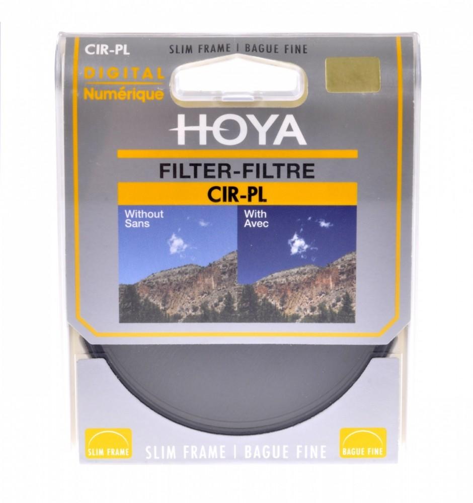 FILTER HOYA PL-CIR 72 MM SLIM UV Filtrs