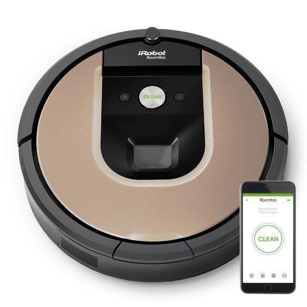 iRobot Roomba 966 robots putekļsūcējs
