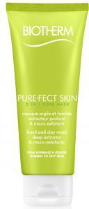 Biotherm Purefect Skin 2 in 1 Pore Mask  75ml