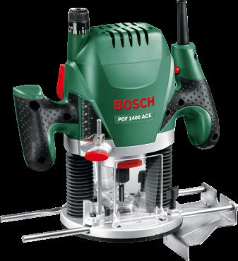 Bosch Frezarka POF 1400 ACE gornowrzecionowa  (0.603.26C.820) 060326C820 frēzes