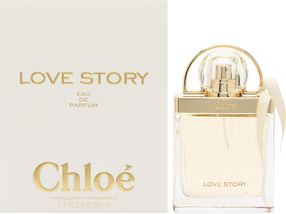Chloe Love Story  EDP 50ml 6135838 Smaržas sievietēm