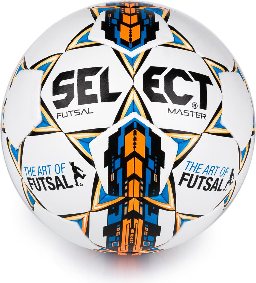 Select Football Futsal Master IMS 4 Select white size MP bumba
