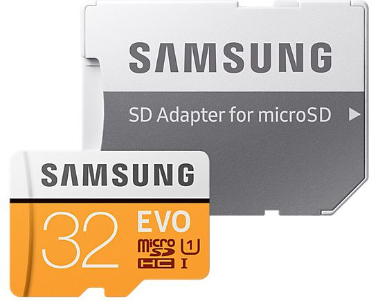 MEMORY MICRO SDHC EVO 32GB/C10 W/A MB-MP32GA/EU SAMSUNG