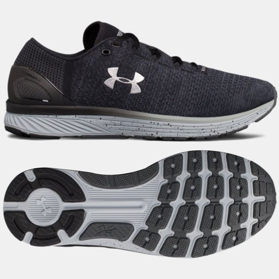 Under Armour Buty meskie Charged Bandit 3 czarne r. 40 (1295725-008) 1295725-008