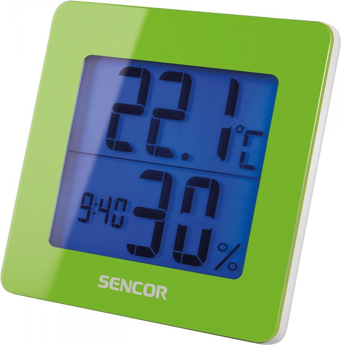 Sencor SWS15GN barometrs, termometrs