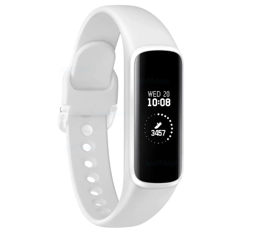 SAMSUNG Galaxy Gear Fit-e white Viedais pulkstenis, smartwatch