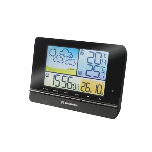 Laika Stacija MeteoTrend Colour RC Weather Station PRO Bresser  71135 Speciālie produkti