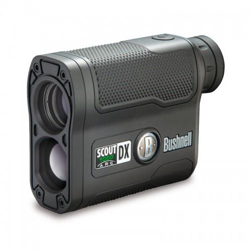 Bushnell Scout DX 1000 ARC laser rangefinder, black 43586