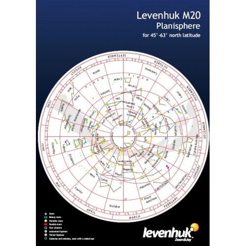 Levenhuk M20 Liela Planisfera 60876 Speciālie produkti