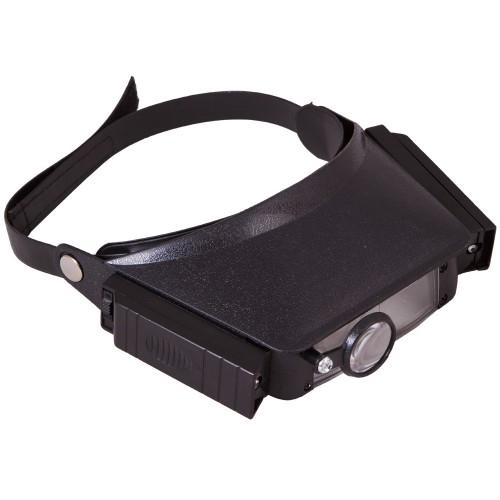 Levenhuk Zeno Vizor H1 Head Magnifier uz galvas stirpinamais palielinatajs 69668