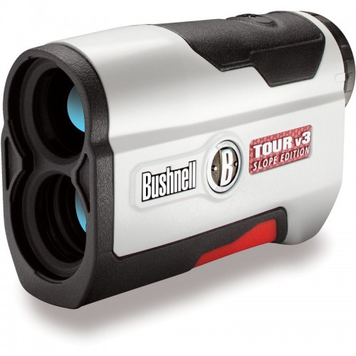 Bushnell Rangefinder Tour V3 White Slope Edition 44146