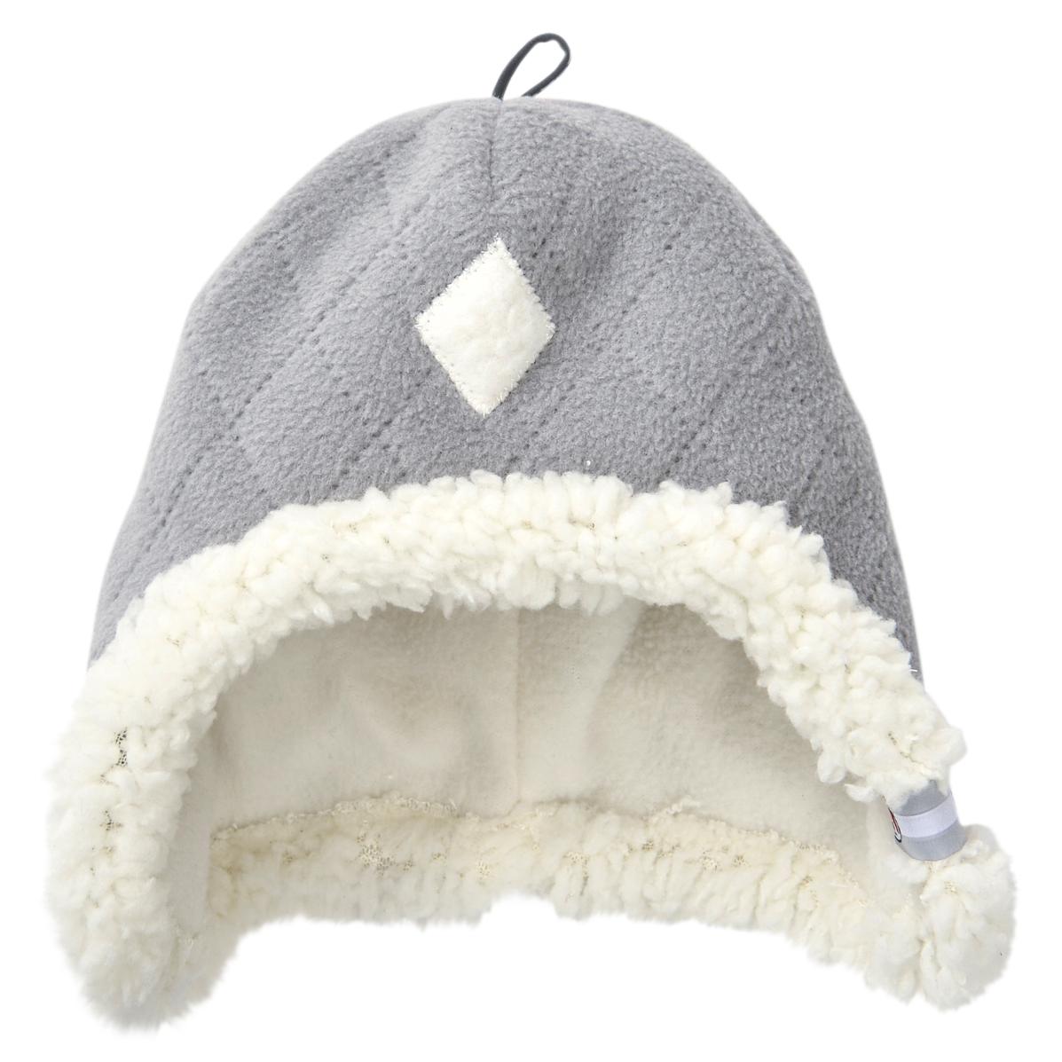 Lodger Hatter Fleece Scandinavian cepure, 6-12 mēn., Greige HT 504_6-12 bērnu ietinamā sedziņa