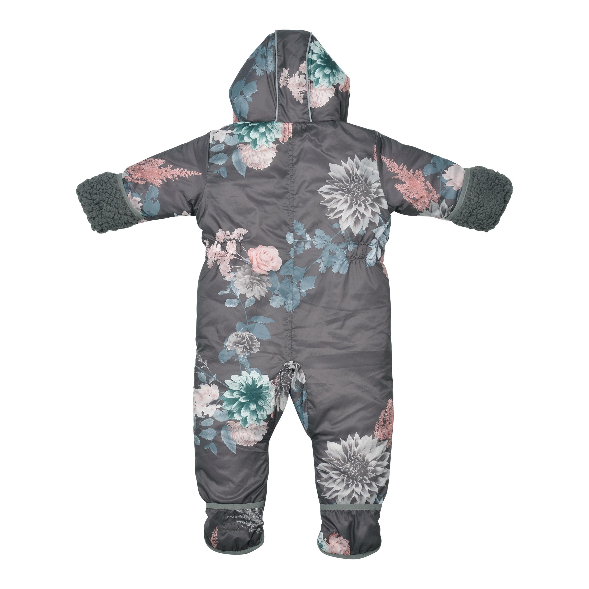 Lodger Skier BotAnimal kombinezons, 6-12 mēn.74izm., Raven SK 587_6-12 bērnu ietinamā sedziņa