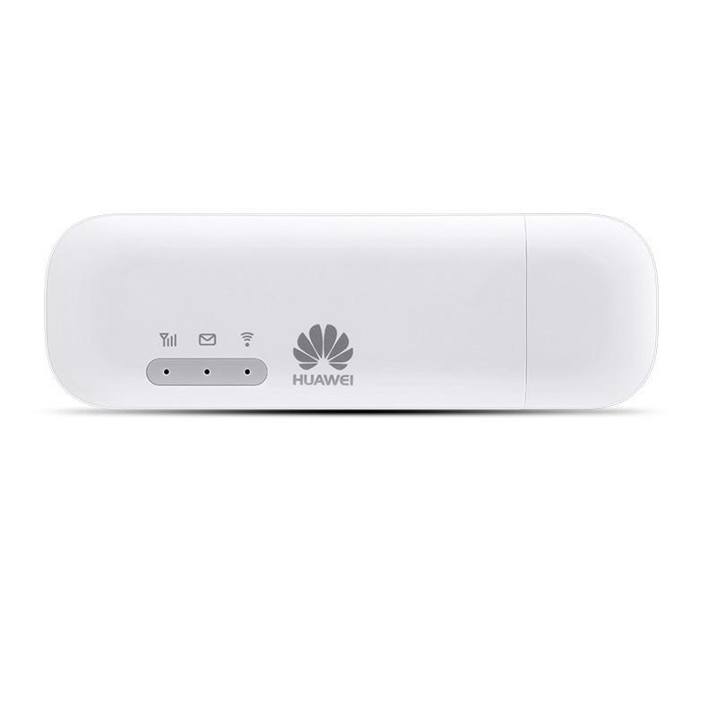 Mobile router Huawei E8372 (3G, 4G, HSDPA, LTE, UMTS; white color) E8372