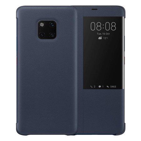 HUAWEI MATE 20 PRO SMART VIEW COVER DEEP BLUE aksesuārs mobilajiem telefoniem