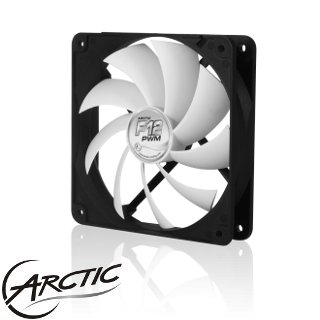 Arctic fan Arctic F12 PWM (120x120x25 mm) ventilators
