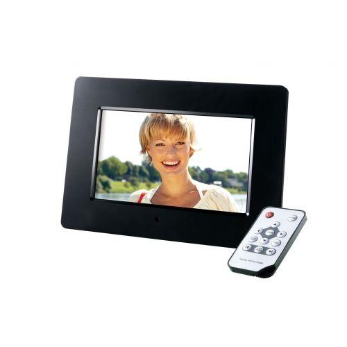 Intenso Digital Photo Frame 7 '' PhotoAgent Plus (800x480) Foto rāmītis