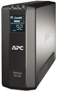 Back UPS RS LCD 550 Master Control nepārtrauktas barošanas avots UPS