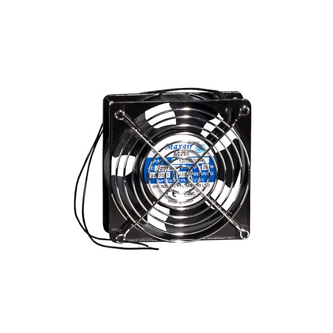 Linkbasic 19''/10'' rack cooling fan 120mm with grill Serveru aksesuāri