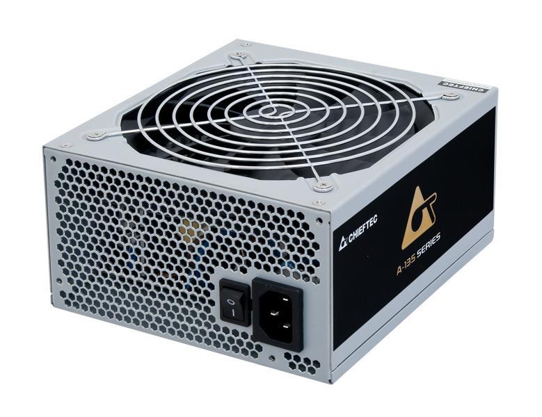 CHIEFTEC 600W ATX12V 2.3 80+bronze 14cm Barošanas bloks, PSU