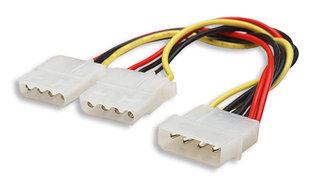 Manhattan Molex Power Splitter kabelis, vads