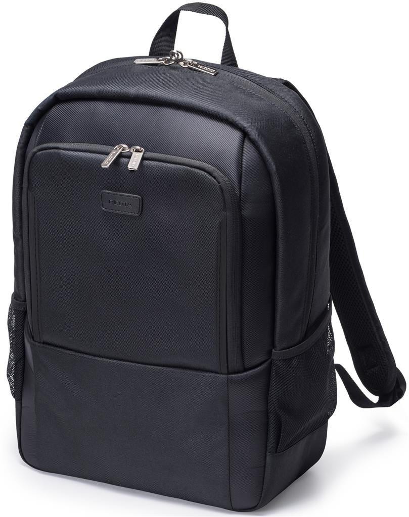 Dicota Backpack BASE 15 - 17.3 Black for notebook portatīvo datoru soma, apvalks