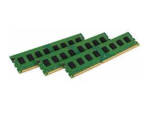 KINGSTON 24GB DDR3 1333MHz 3x8GB Non-ECC operatīvā atmiņa