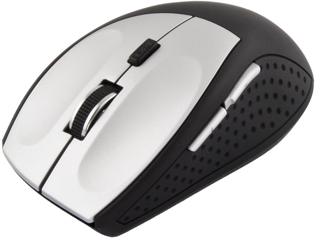 ESPERANZA EM123S bluetooth | DPI 1000/1600/2400 | 6 buttons Datora pele