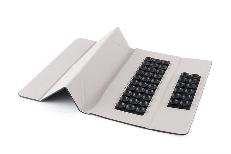 MODECOM Case for Tablet 7'' Black portatīvo datoru soma, apvalks