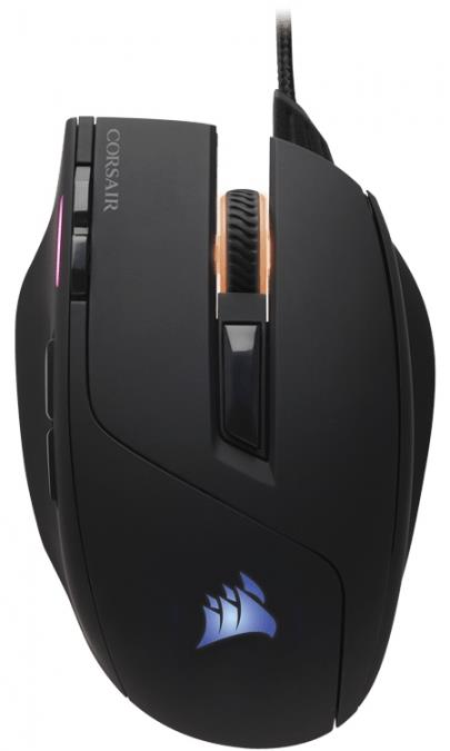 Corsair Optical Gaming Mouse Sabre RGB 10000dpi Datora pele