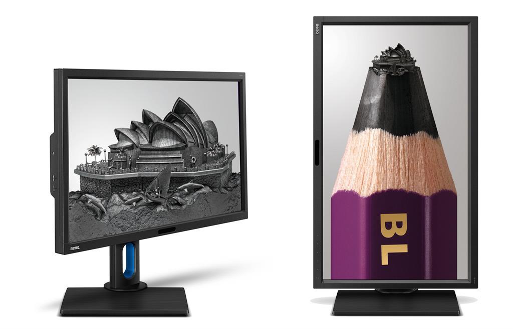BenQ BL2711U 27inch, IPS, UHD, DP/HDMI/DVI-DL/USB 3.0, Low Blue Light monitors