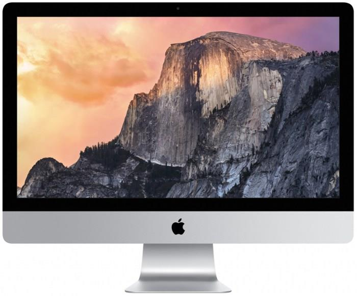 Apple iMac 27 5K/i5 3.2GHz/8GB /1TBFusion/Rad R9M390 2 dators