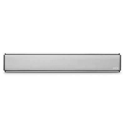 LaCie Porsche Design 2TB Mobile Drive USB 3.1 silver Ārējais cietais disks