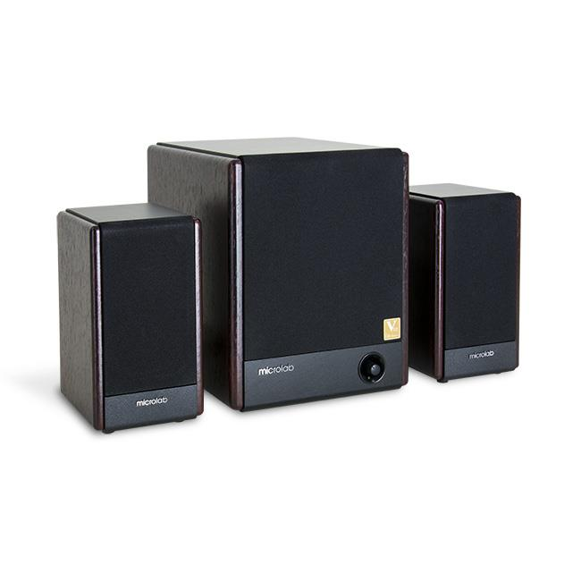 Microlab FC330 2.1 Speakers System datoru skaļruņi