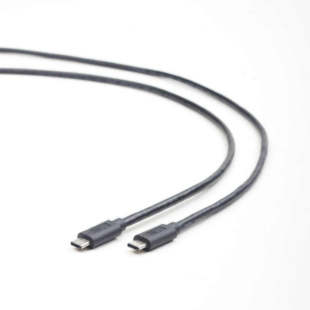 Gembird USB 3.1 TYPE-C CM-CM Power Delivery, 1.5m USB kabelis
