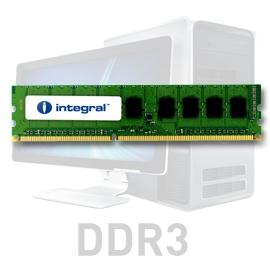 Integral DDR3  2GB 1333MHz CL9 1.5V operatīvā atmiņa