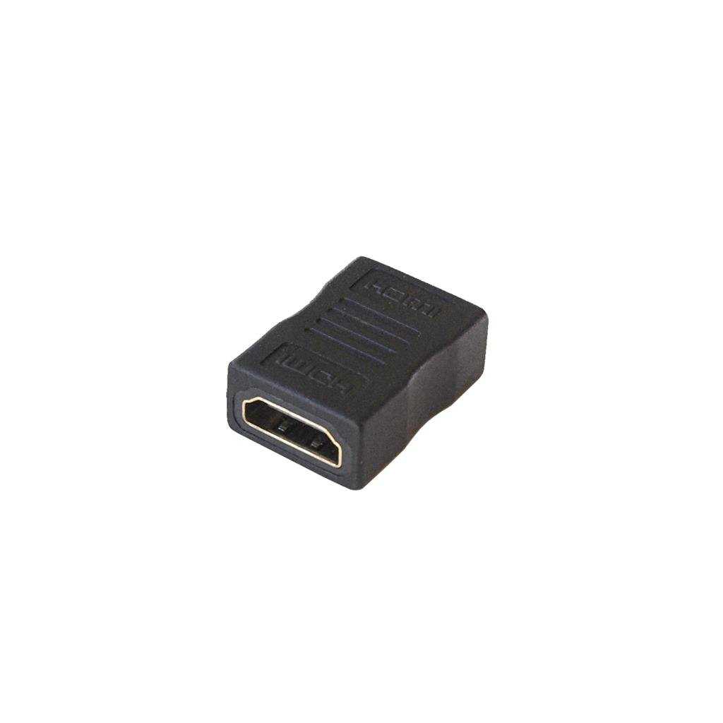 ART ADAPTER HDMI female/ HDMI female adapteris