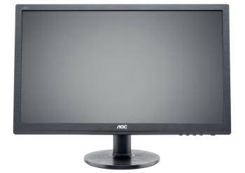 AOC E2260SDA 22inch, 1680x1050, D-Sub/DVI, speakers monitors
