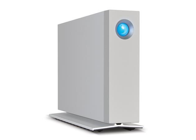 LaCie d2 4TB, USB 3.0, 7200RPM, Aluminum, External Ārējais cietais disks