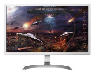 LG 27UD59-W Ultra HD 4K Display, IPS, FreeSync, HDMI, Display Port monitors