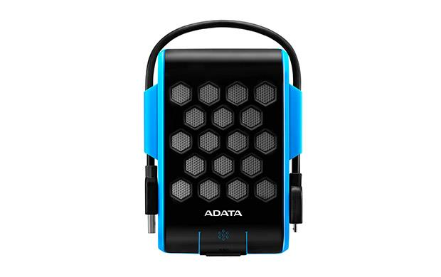 Adata DashDrive HD720 2TB USB3 Blue, Waterproof & Shockproof Ārējais cietais disks