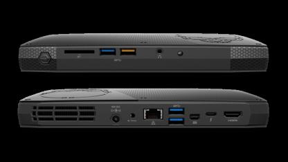 Intel BOXNUC6i7KYK2, i7-6770HQ, DDR4-2133, miniDP, HDMI, BOX