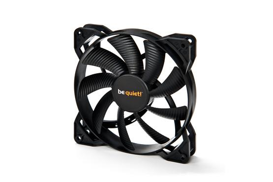 BeQuiet Pure Wings 2 120mm fan, 18,5 dBA ventilators