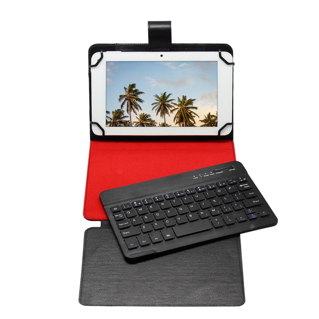 ART case + BLUETOOTH Keyboard for TABLET 7-7.1''  AB-107 soma foto, video aksesuāriem