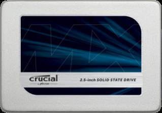 Crucial SSD MX300 1TB SATA3, 2.5'' SSD disks
