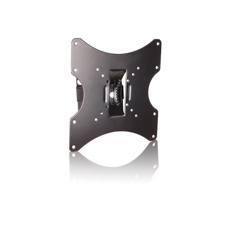 4World Wall Mount for LCD 13''-43'' VESA 50/100/200 tilt/swivel, max load 35kg TV stiprinājums