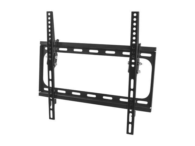Natec TV wall mount/bracket (26''-55'') tilt, up to 45kg,VESA max 400x400,black TV stiprinājums