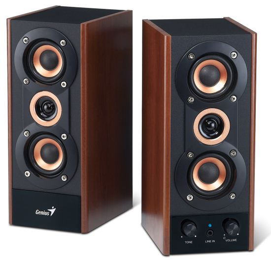 Genius Speakers SP-HF800A datoru skaļruņi