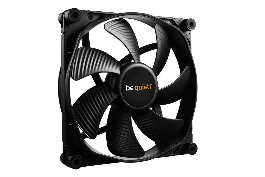 be quiet  Silent Wings 3 140mm PWM high-speed fan ventilators