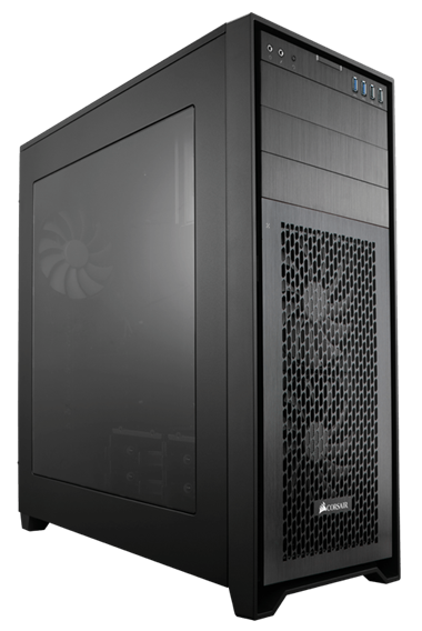 Corsair Obsidian Series 750D Airflow Edition Full Tower ATX Case Datora korpuss